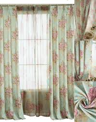 Light Pink Curtains by Country Curtains For Living Room Decorate The House With