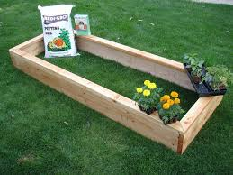 Making A Vegetable Garden Box by Bedroom Raised Garden Planter Plans Above Ground Garden Building