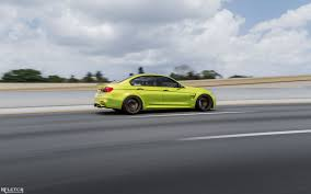 lime green bentley bmw m3 in satin lime green looks really special drivers magazine