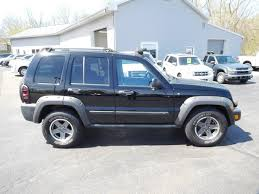 black 2005 jeep liberty sold 2005 jeep liberty renegade in grandville
