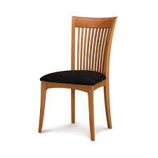 Dining Chair Cherry Solid Wood Dining Chairs Vermont Woods Studios