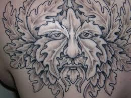 green man tattoo google search tattoos pinterest