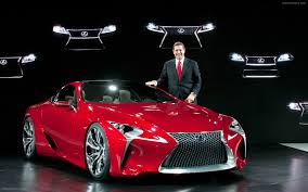 pictures of lexus lf lc lexus lf lc sports coupe concept 2012 widescreen exotic car