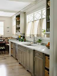 Gray Kitchen Cabinets - Gray kitchen cabinets