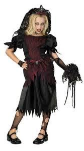 Girls Zombie Halloween Costumes Zombie Prom Queen Costume Tween U0026 Kids Scary Halloween Fancy Dress