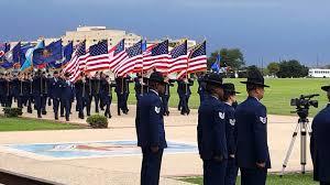 Lackland Afb Map Basic Training Graduation Lackland Airforce Base Youtube