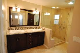Stand Up Bathroom Shower Bathroom Remodel Transitional Bathroom Los Angeles By