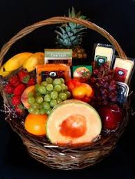 Cheese And Cracker Gift Baskets Fruit Cheese Crackers And Chocolates Gift Basket Corporate