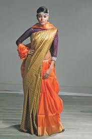 Drape A Sari The Art Of Sari Draping The Daily Star