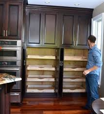 Small Kitchen Storage Cabinet Best 25 Wall Pantry Ideas On Pinterest Built Ins Pull Out Base