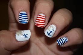 18 creative anchor nail art tutorials nail design ideaz