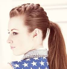 ponytail haircut where to position ponytail braided ponytail hairstyles 40 cute ponytails with braids