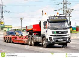2012 volvo truck volvo fmx editorial image image 38134955