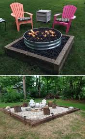 Backyard Fire Pit Design by 433 Best Outdoor Design Ideas Images On Pinterest Fire Pits