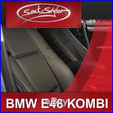 housse siege de voiture personnalisé sièges bmw e39 touring