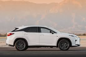 lexus hatchback 2016 5 cool features on the 2016 lexus rx