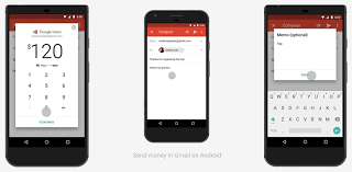 send from android how to send receive and request money using email on gmail