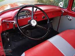 Ford Truck Interior Ford F 100 Pickup