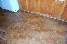 70s brick flooring retro renovation