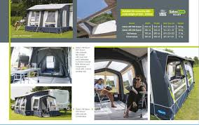 Caravan Awning Carpet Kampa Classic Air Awning 2018 Tamworth Camping