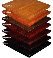 wood butcher block table ash wood butcher block table tops 7 colors tablebasedepot