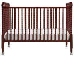 Rustic Convertible Crib by Davinci Jenny Lind 3 In 1 Convertible Crib U0026 Reviews Wayfair