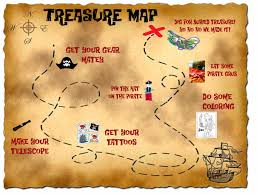 World Treasure Map by A Treasure Map That Is An Itinerary For The Party Love This I