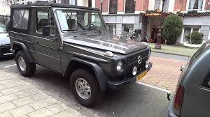 jeep mercedes mercedes benz g wagon class geländewagen classic cabriolet diesel