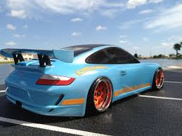 porsche 911 gt3 rs green hpi 200mm porsche 911 gt3 rs oak man designs