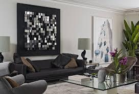 living room contemporary modern white living room decoration