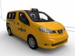 nissan nv200 taxi video nissan nv200 new york u0027s taxi of tomorrow wemotor com