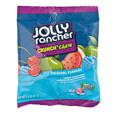 candy bags bulk jolly rancher crunch n chew candy 3 5 oz bags at