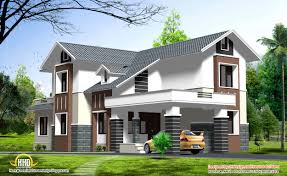 35 contemporary double storey house plans modern two storey house