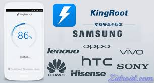 android rooting app one click root app for almost all android devices kingroot zidroid