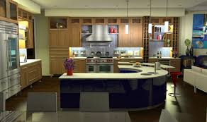 Kitchen And Family Room Designs by Cool L Shaped Family Modern Kitchen Kitchen Design Ideas