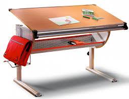 bureau enfant plato meubles bureau table à dessin enfant