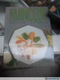 livre cuisine minceur livre la cuisine minceur tb état 67 pages en français a vendre
