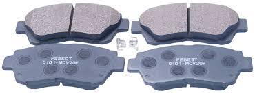 lexus es300 front brake pad replacement amazon com 04465 33060 446533060 front disc brake pad kit