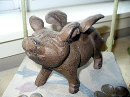 waldorf kennels and gardens cast iron animal décor small