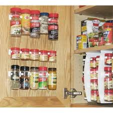 Spice Rack Organizer Sensible Designs Sdo Sso20 Cl Spicestor Organizer Rack 20 Cabinet