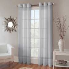 buy blue sheer curtains from bed bath u0026 beyond