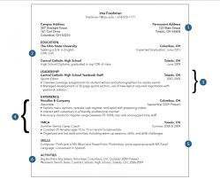 College Resume Builder Activities Resume Template For College Best Resume Collection