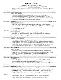 Search Resumes Online by K Alward Resume 2015