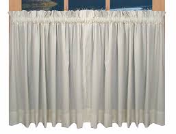 kerry solid color tailored valance window curtain window toppers