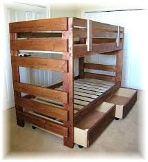 Bunk Bed Storage Caddy Storage Bunk Beds Bedroom Designs Rustic Wooden Style Storage