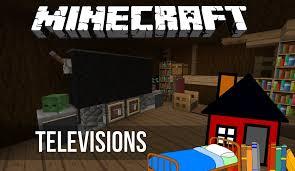 Minecraft Interior Design by Minecraft Interior Design 5 Tv Designs Youtube