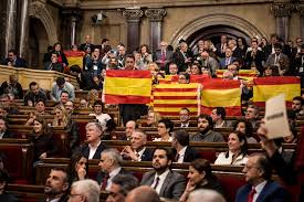 lawmakers in catalonia vote to u0027disconnect u0027 from spain over next