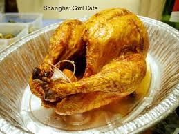 shanghai a thanksgiving