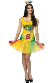 Baywatch Halloween Costume Crayola Crayon Box Tutu Dress Costume Purecostumes