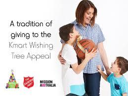 kmart wishing tree appeal home facebook
